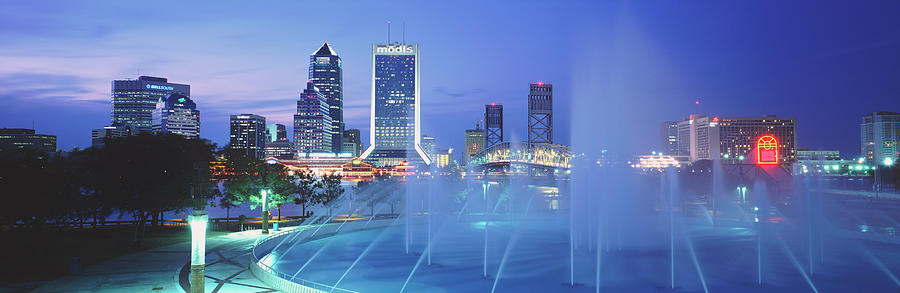 Jacksonville, Florida, Usa Photograph by Panoramic Images