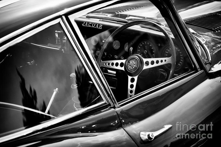 Jaguar 3.8L E Type by Tim Gainey