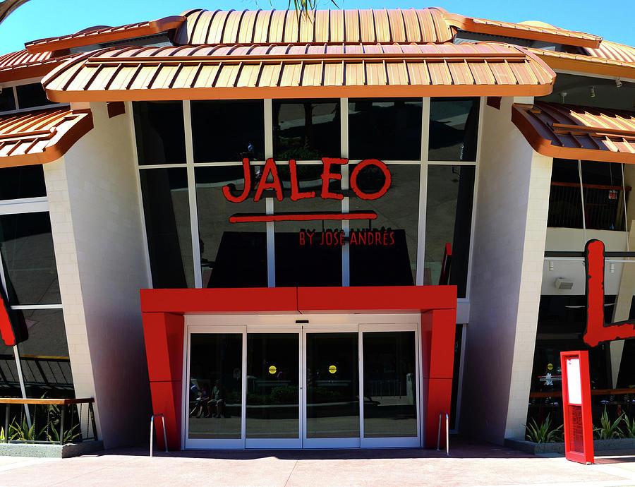 Jaleo at Disney Springs by David Lee Thompson