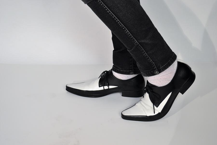 Jam Shoes Photograph by Megan Kenna