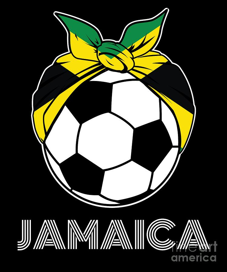 timeless design 0865b 98a4f Jamaica Womens Soccer Kit France 2019 Girls Football Fans Futbol Supporters  Coaches And International Players