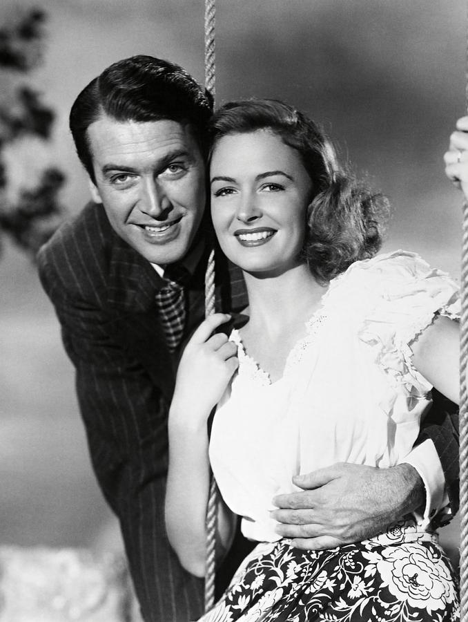 james-stewart-and-donna-reed- ...