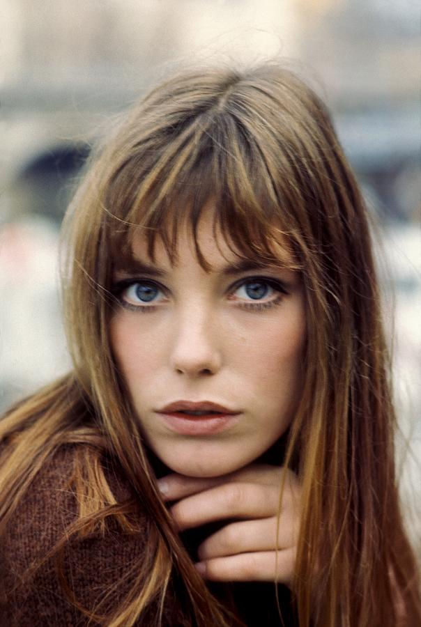 Jane Birkin Photograph by Reporters Associes