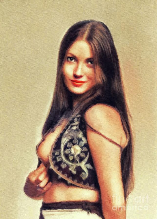 Jane Seymour, Actress by John Springfield
