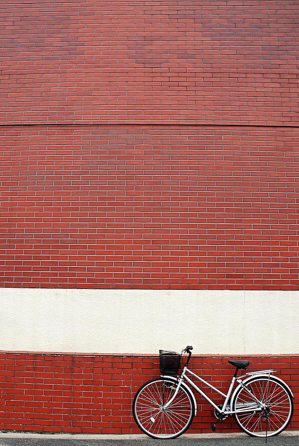 Japan Bike Photograph by Bxoxmxb