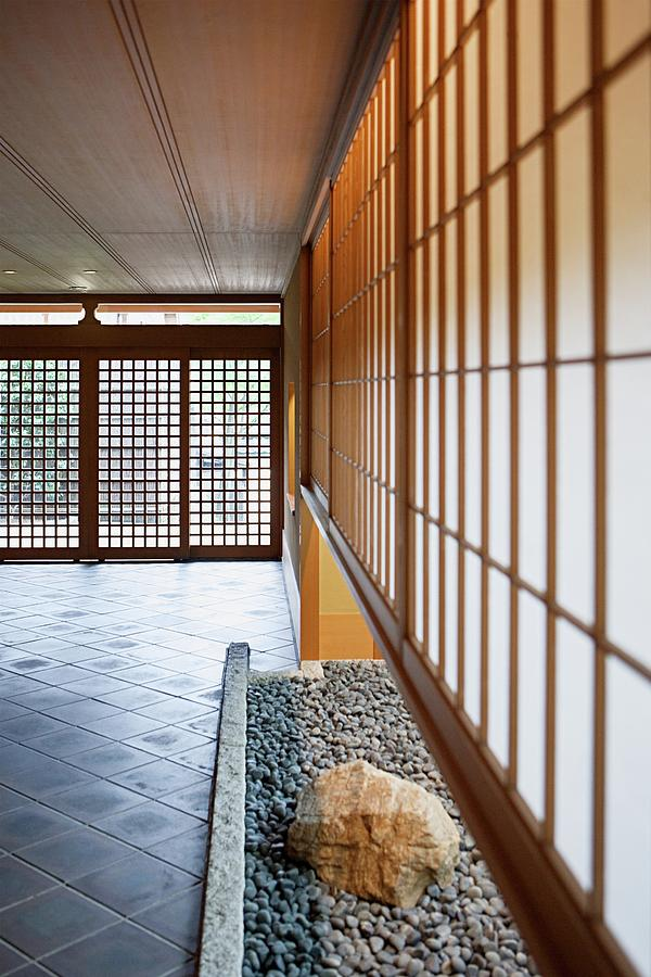 Japanese Inn Photograph by Image Source
