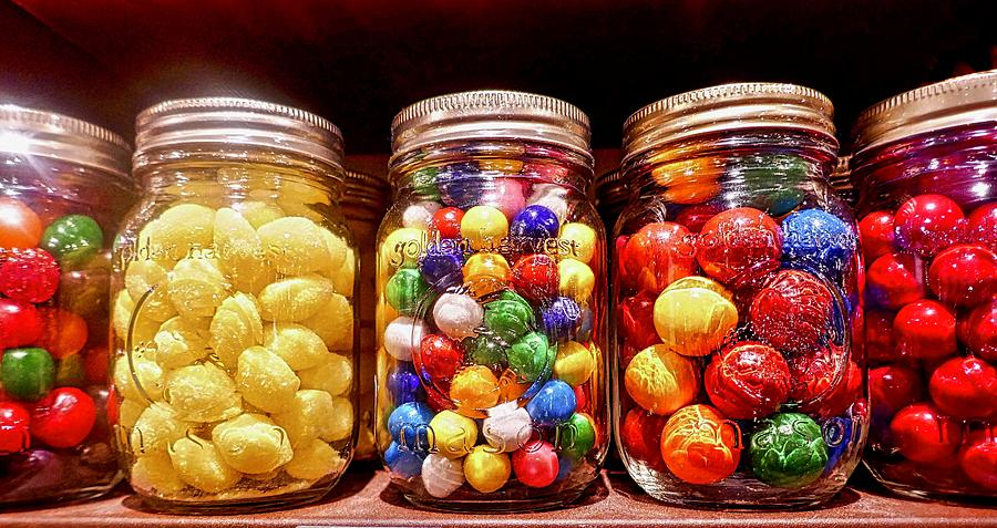 Jaw Breakers Photograph