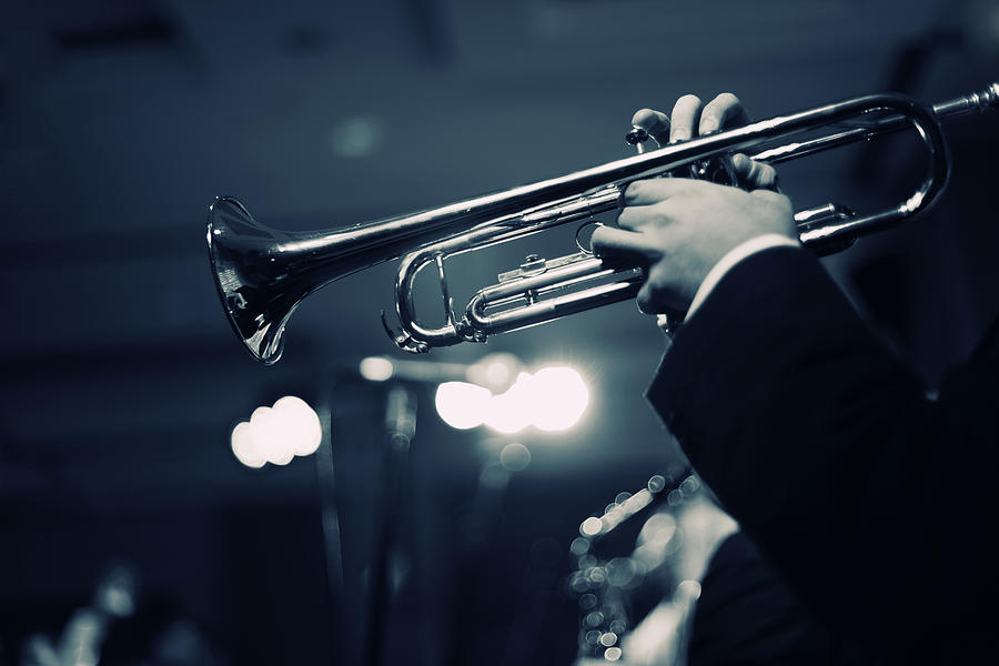 Jazz Club Photograph by Tunart