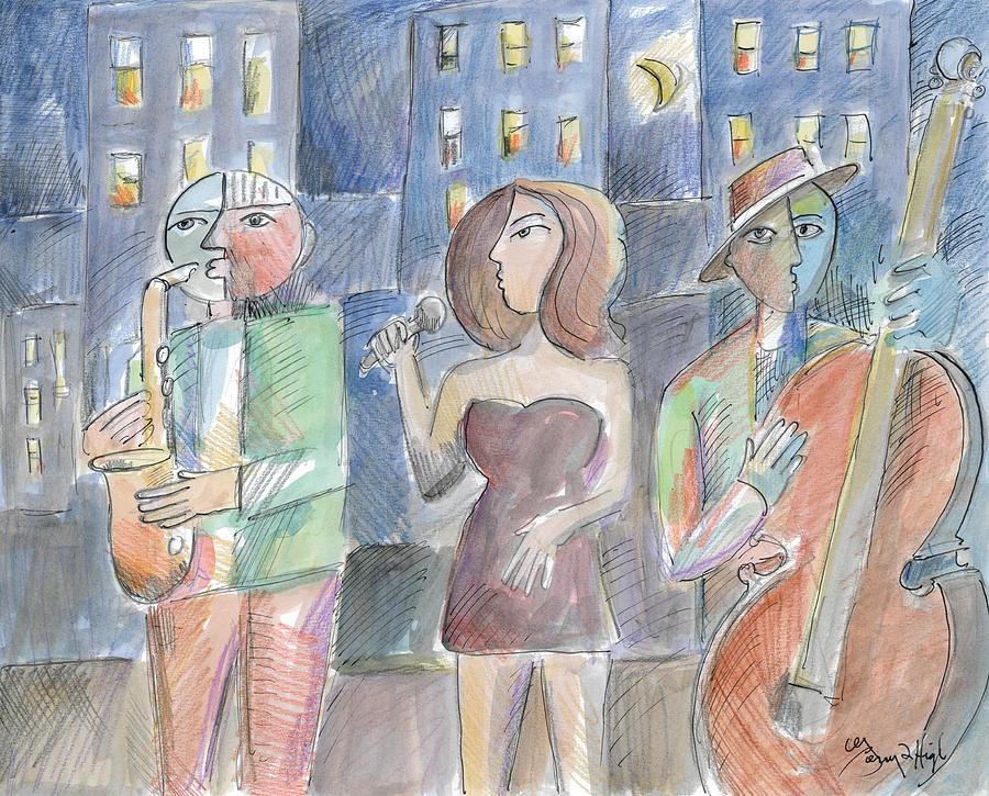 Jazz Nightowls by Gerry High