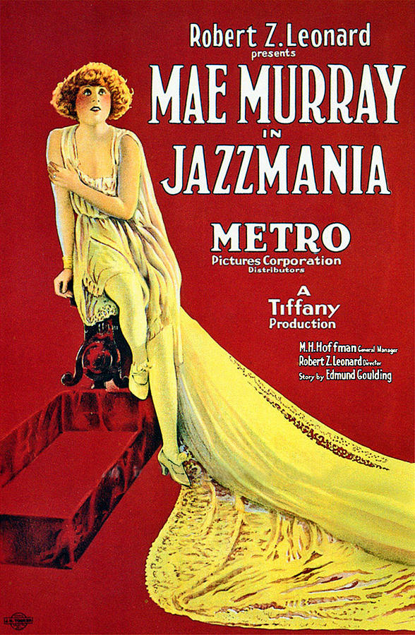 Jazzmania by Tiffany Pictures