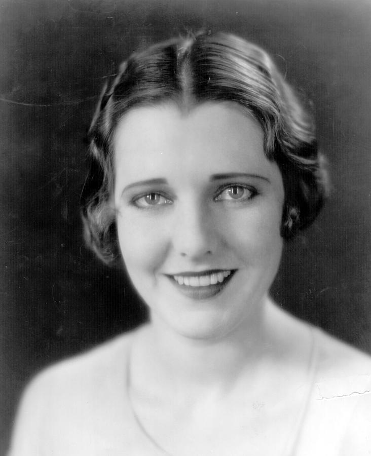 Jean Arthur Photograph by General Photographic Agency