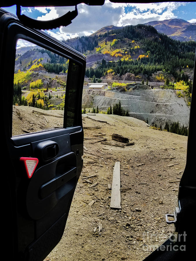 Jeep View by Elizabeth M