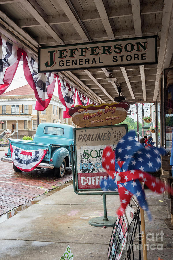 Jefferson General Store by Paul Quinn