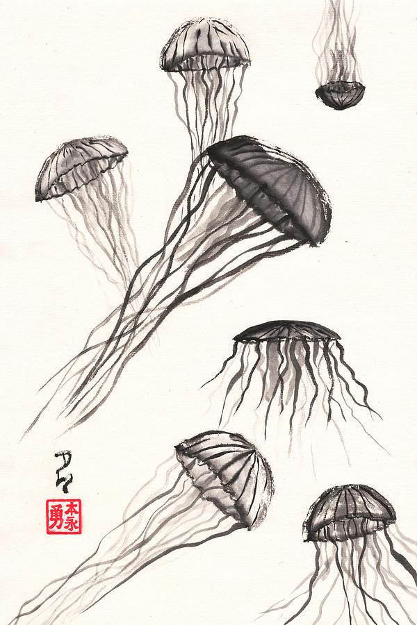 Jellyfish by Derek Motonaga
