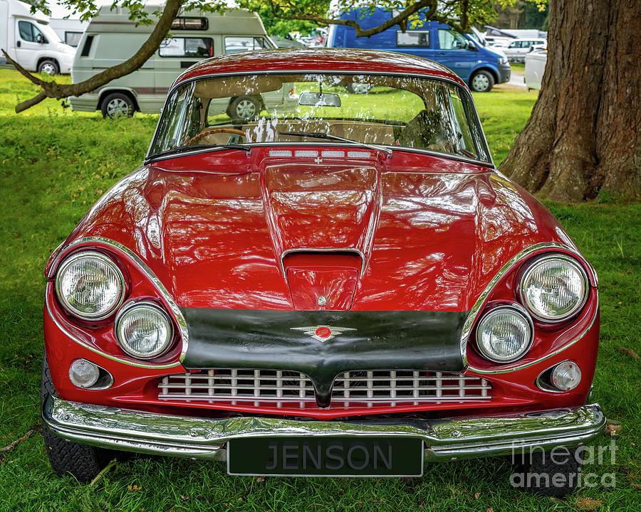 Jensen Photograph - Jensen 1965 by Adrian Evans
