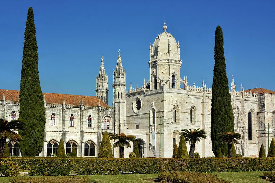 Jeronimos Monastery Lisbon Photograph