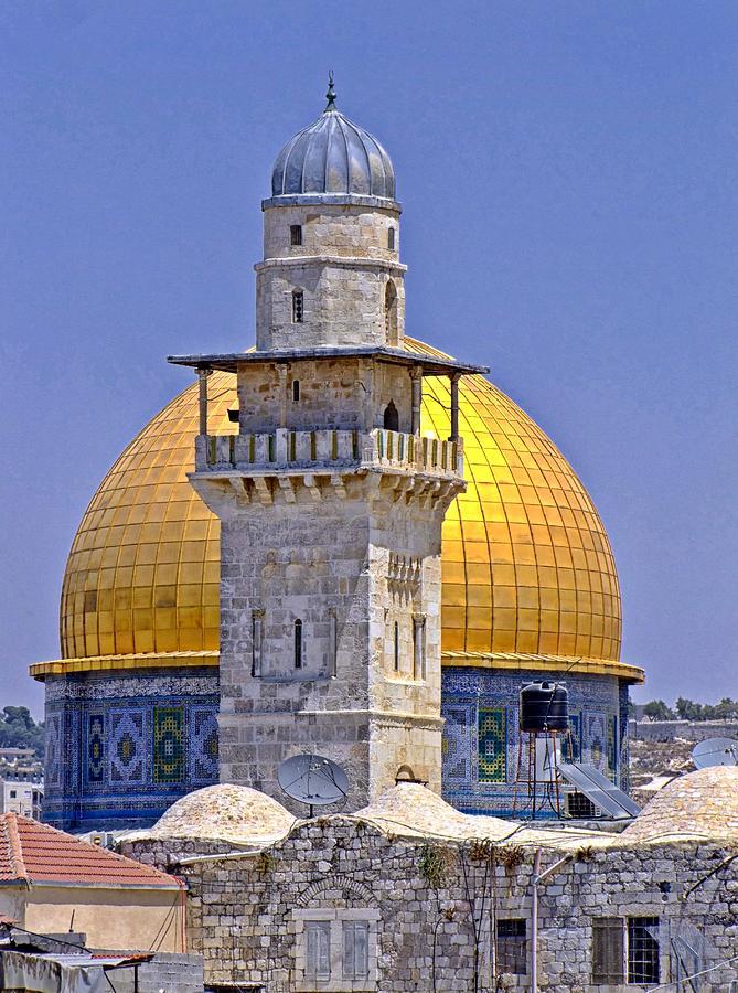 Jerusalem Photograph by Sigurd66 Photography