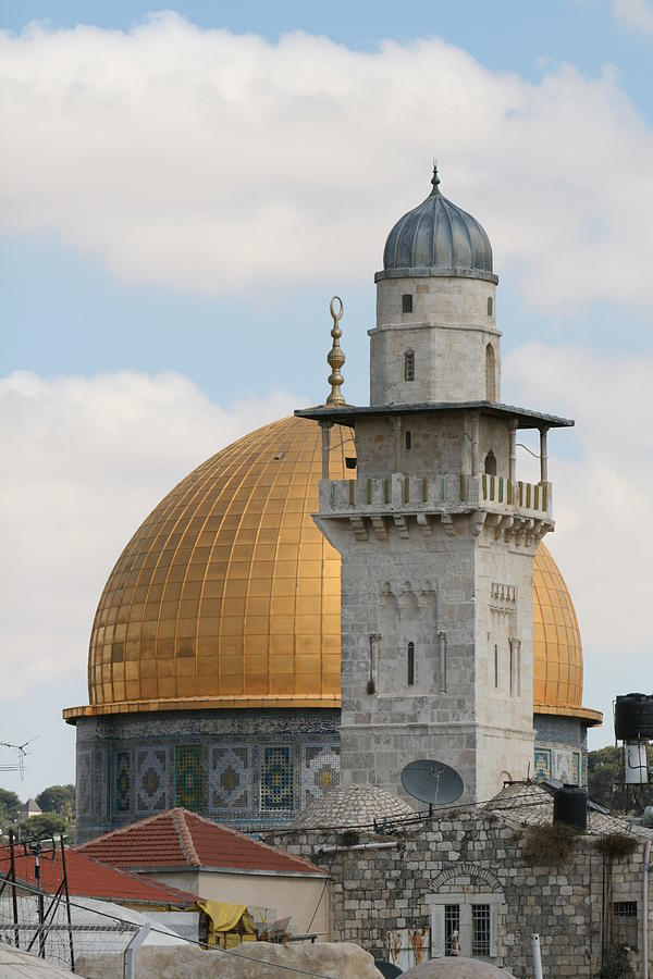Jerusalem Photograph by Yelena Strokin