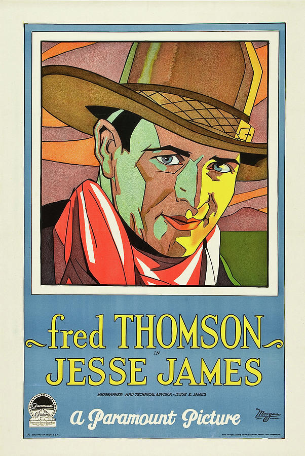 Jesse James by Paramount Pictures