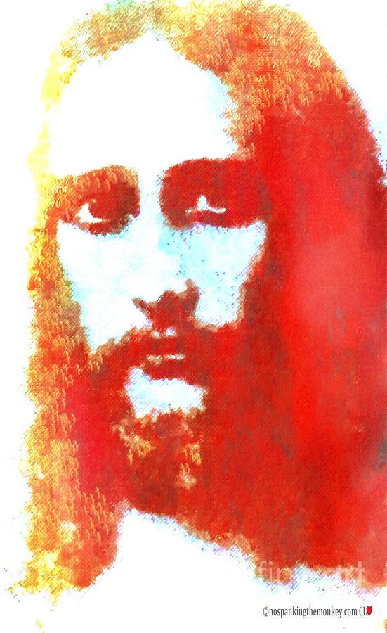 Jesus Christ by Catherine Lott