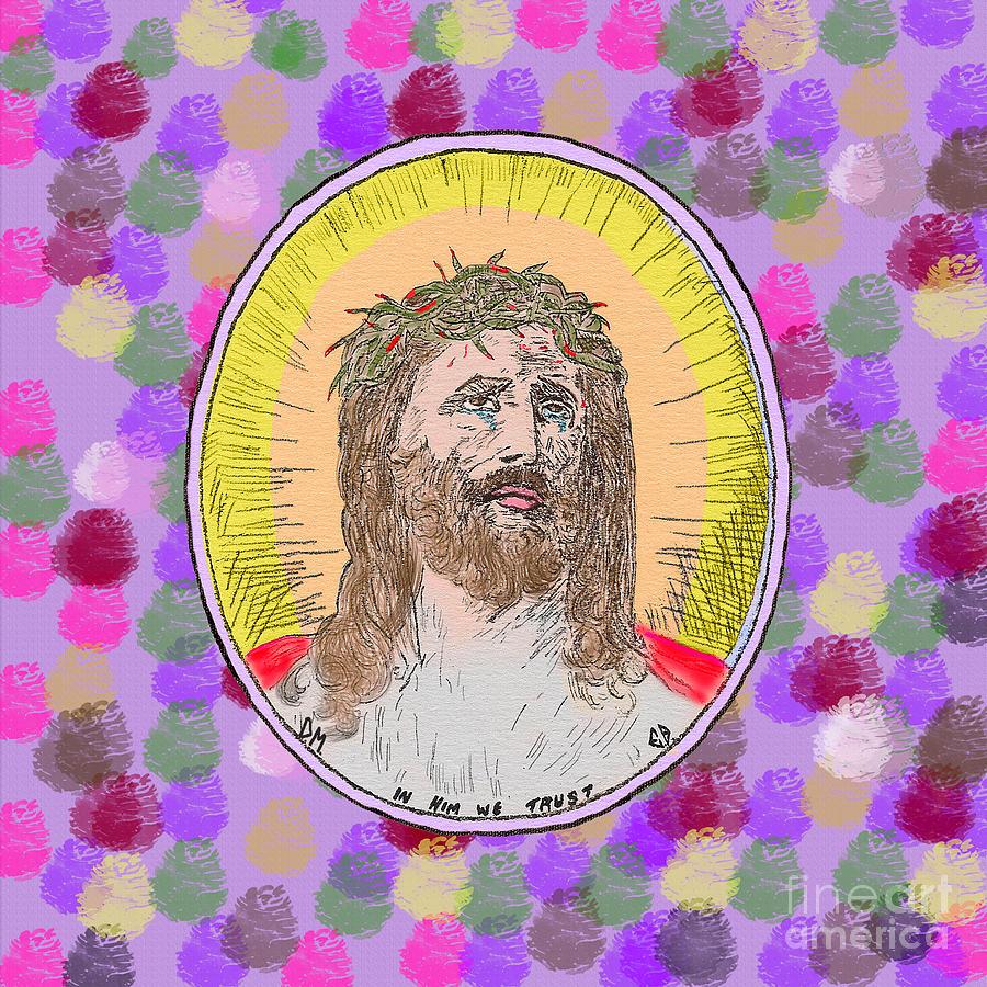 Jesus Maranatha by Donna L Munro