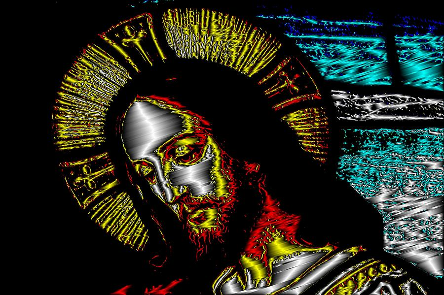 Jesus by Mary Russell