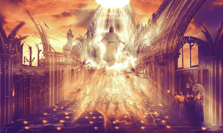 Տեր-Հիսուս Քրիստոսի երկրորդ գալստյան նշանները։ ՄԱՍ 1