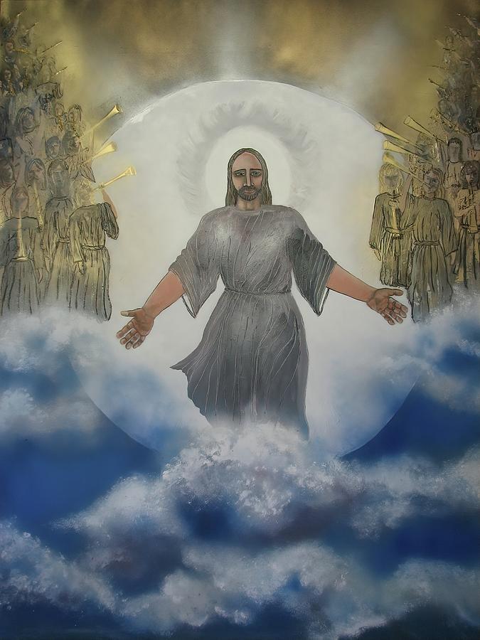 Jesus The Saviour - Glory To God by Joan Stratton