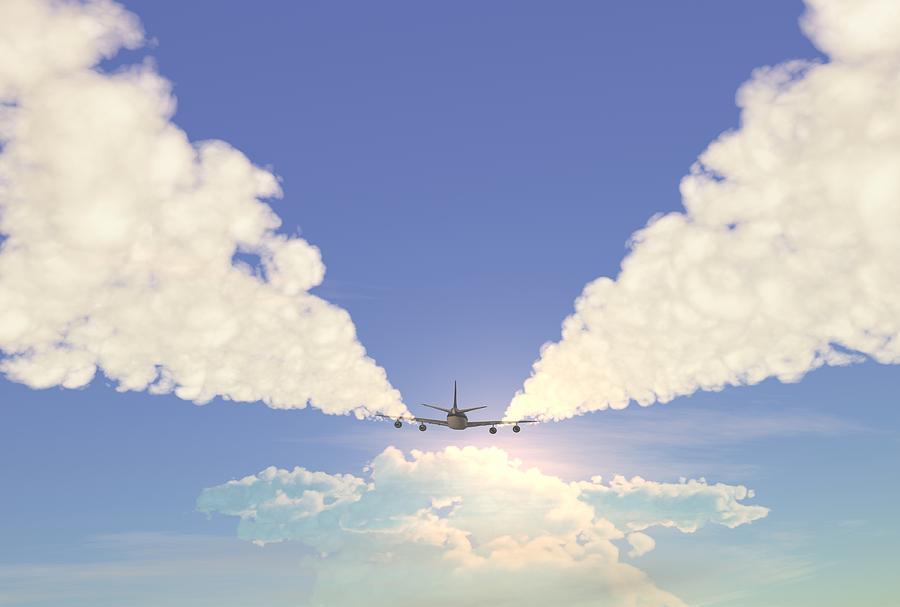 Jet Photograph by Pobytov