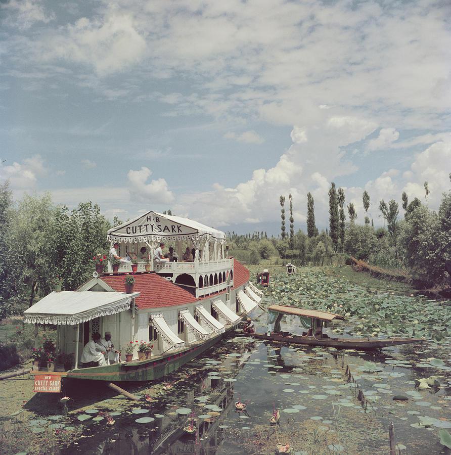 Jhelum River Photograph by Slim Aarons