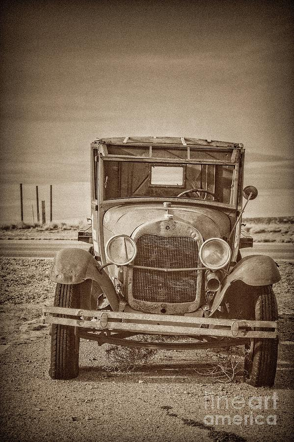 Jilted Jalopy by Imagery by Charly