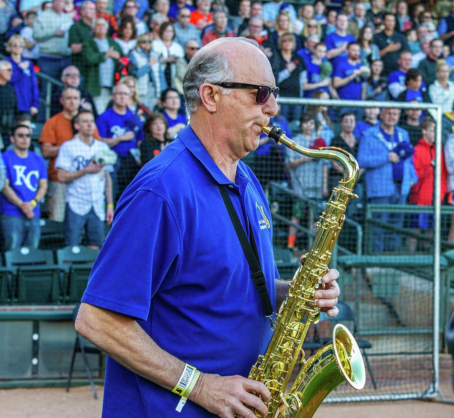 Jim Freda play Anthem by Randy Jackson