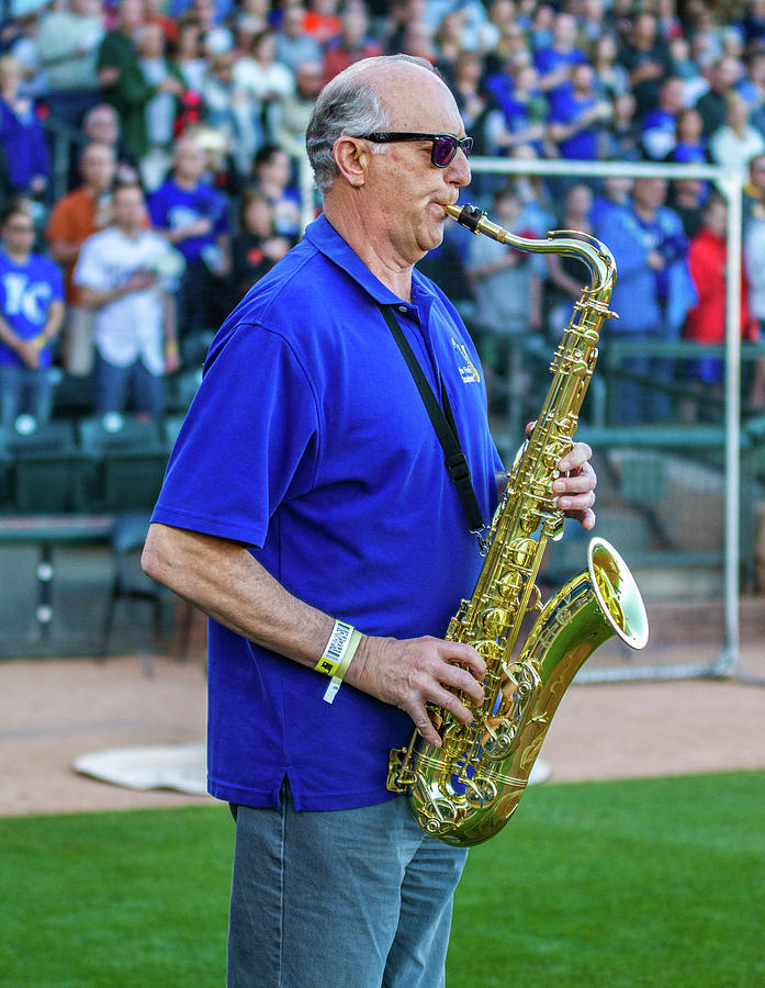 Jim Freda plays National Anthem by Randy Jackson