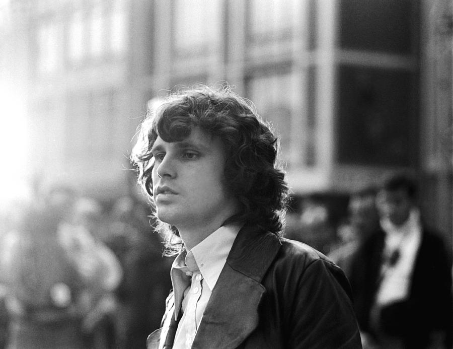 Jim Morrison Photograph by Michael Ochs Archives