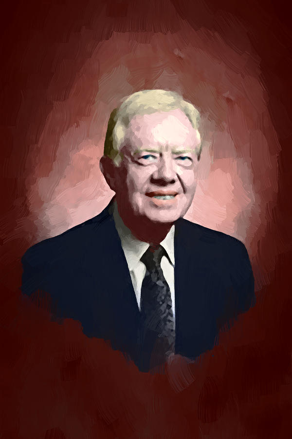 Jimmy Carter - DWP1909039 by Dean Wittle