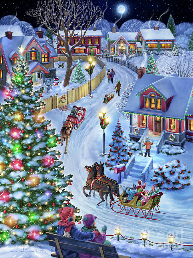 Jingle All the Way by Randy Wollenmann