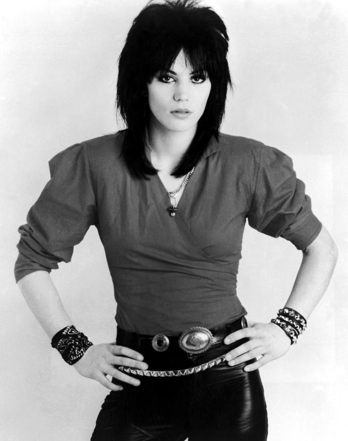 Joan Jett Photograph by Archive Photos
