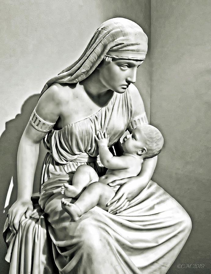 Jochebed,  Mother of Moses by Catherine Melvin