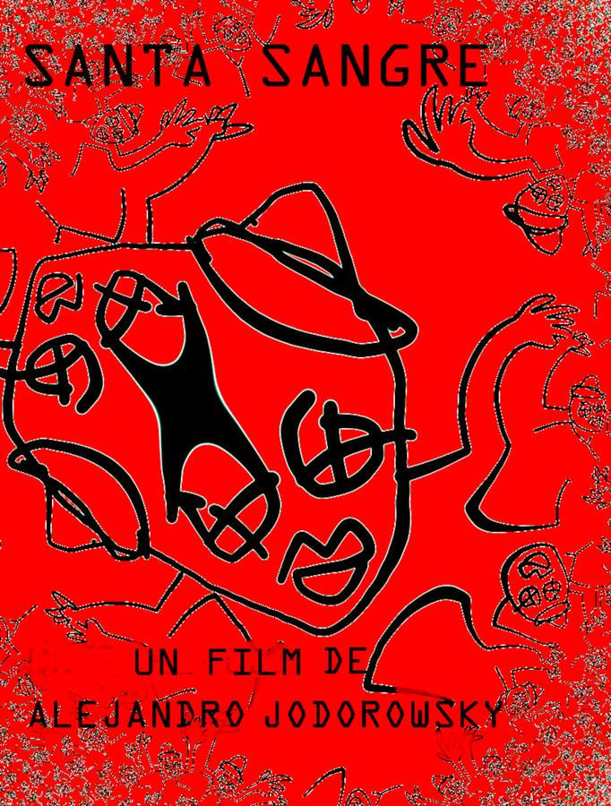 Jodorowsky Mexico Italy 1989 by Paul Sutcliffe