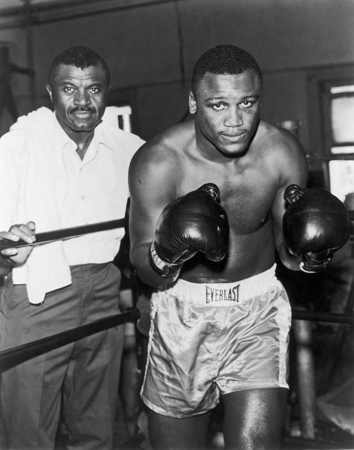 Joe Frazier Photograph by American Stock Archive