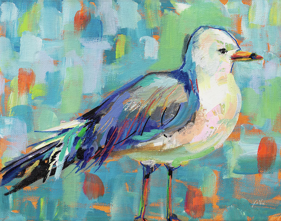 Animals Painting - Joe by Jeanette Vertentes