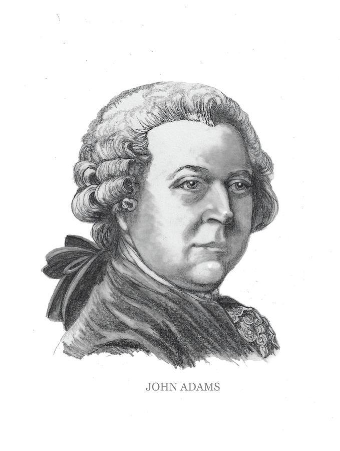 John Adams by Joan Garcia