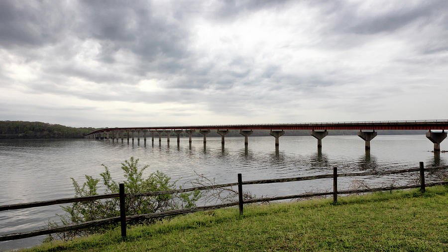John Coffee Memorial Bridge by Susan Rissi Tregoning