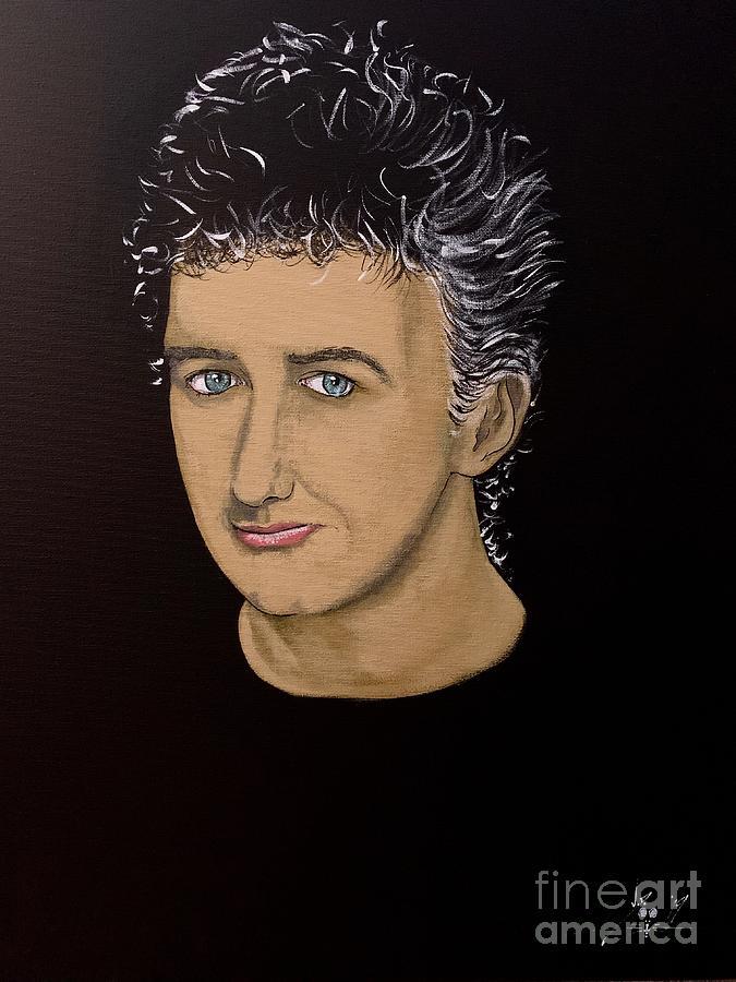 John Deacon by John Creekmore