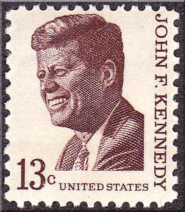 John F Kennedy 1967 Photograph