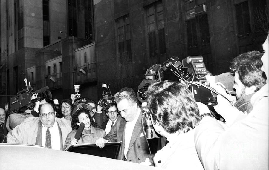 John Gotti Photograph by Bettmann