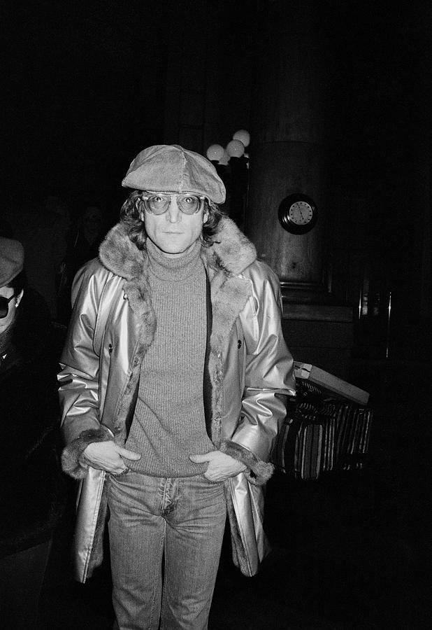 John Lennon Photograph by Art Zelin