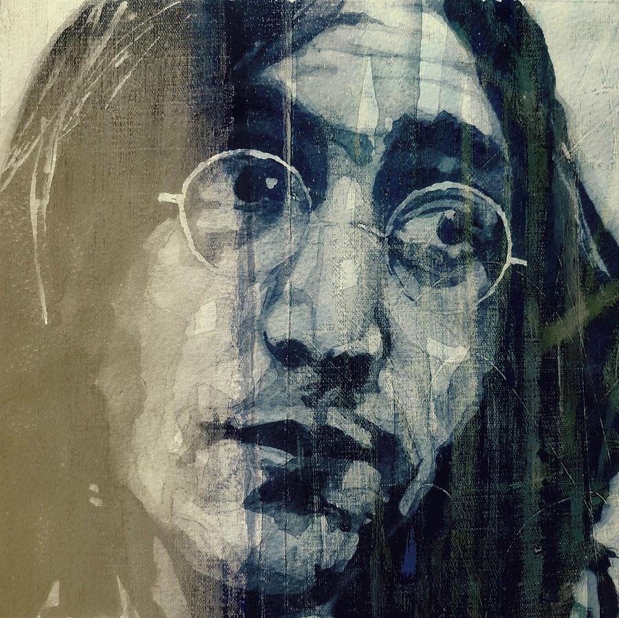 John Lennon - Christ You Know It Ain't Easy  by Paul Lovering
