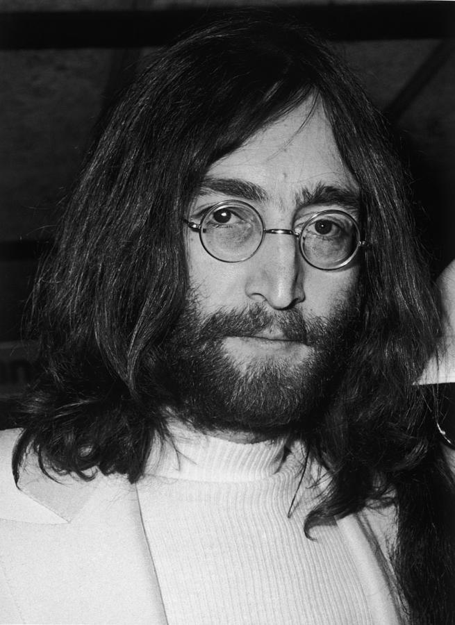 John Lennon Photograph - John Lennon by George Stroud