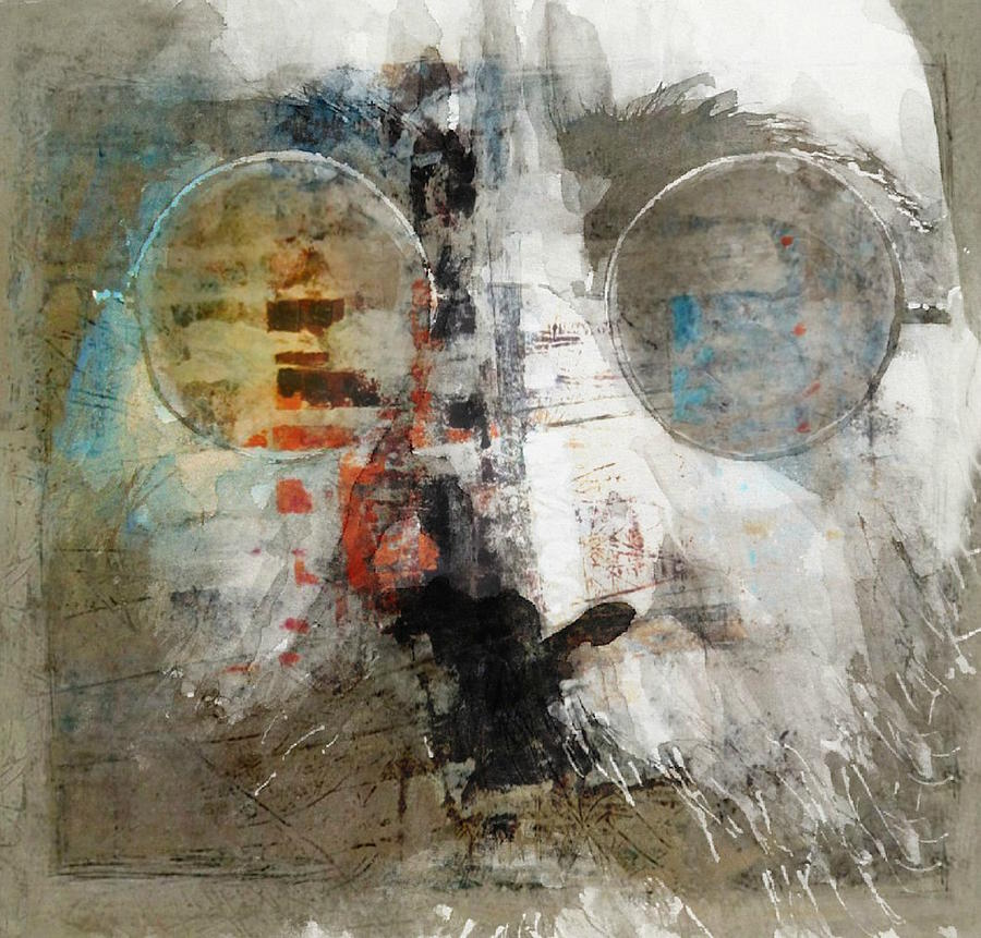 John Lennon - Out The Blue by Paul Lovering